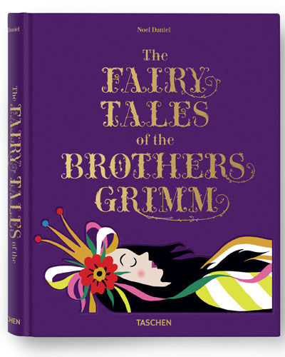 "A 2011 edition of ""The Fairy Tales of the Brothers Grimm,"" edited by Noel Daniel."